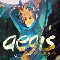 Okładka Aegis Defenders (PS4)