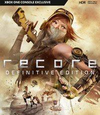 Okładka ReCore: Definitive Edition (PC)