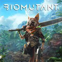 Okładka Biomutant (PS4)