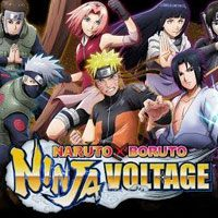 Naruto X Boruto: Ninja Voltage (iOS cover
