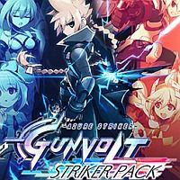Okładka Azure Striker Gunvolt: Striker Pack (3DS)