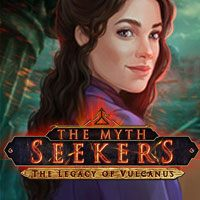 Game Box for The Myth Seekers: The Legacy of Vulcan (iOS)