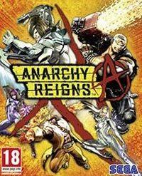 Okładka Anarchy Reigns (X360)