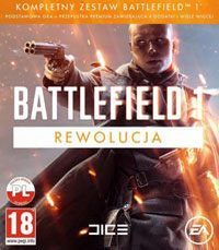 Game Box for Battlefield 1: Revolution (PC)