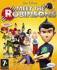 Game Box for Disney's Meet the Robinsons (PC)