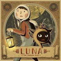 Game Box for LUNA: The Shadow Dust (PC)
