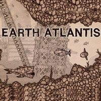 Game Box for Earth Atlantis (PC)