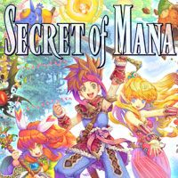 Game Box for Secret of Mana (PC)