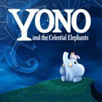 Okładka Yono and the Celestial Elephants (Switch)