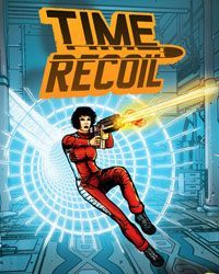 Game Box for Time Recoil (PSV)