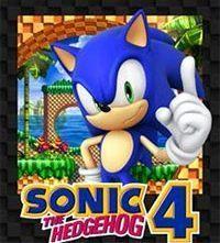 Okładka Sonic the Hedgehog 4 (X360)