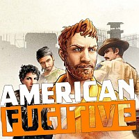 Game Box for American Fugitive (PC)