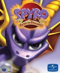 Game Box for Spyro: Enter the Dragonfly (PS2)