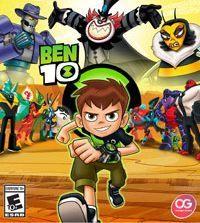 Okładka Ben 10 (PC)