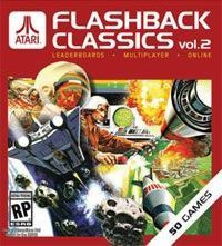 Okładka Atari Flashback Classics Vol. 2 (PS4)