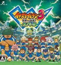 Game Box for Inazuma Eleven 3 (3DS)