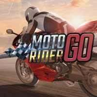 Game Box for Moto Rider GO: Highway Traffic (PC)