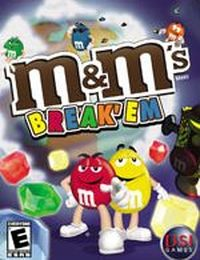Game Box for M&M's Break' Em (NDS)