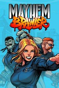 Mayhem Brawler (PC cover