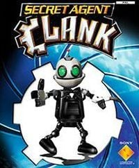 Game Box for Secret Agent Clank (PSP)