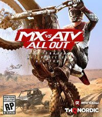 Game Box for MX vs ATV All Out (PC)
