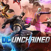 Okładka DC Unchained (iOS)