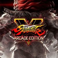 Game Box for Street Fighter V: Arcade Edition (PS4)