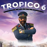 Game Box for Tropico 6 (PC)