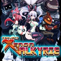 Game Box for Xenon Valkyrie+ (PS4)