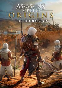 Game Box for Assassin's Creed Origins: The Hidden Ones (PC)