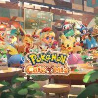 Okładka Pokemon Cafe Mix (iOS)