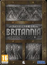 Okładka Total War Saga: Thrones of Britannia (PC)