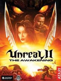 Okładka Unreal II: The Awakening (PC)