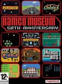 Namco Museum 50th Anniversary PC, GBA, GCN, PS2, XBOX