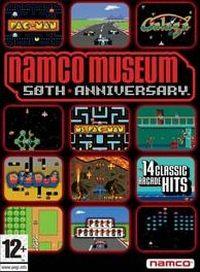 Okładka Namco Museum 50th Anniversary (PS2)