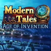 Okładka Modern Tales: Age of Invention (AND)