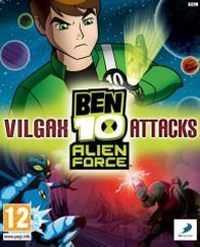 Okładka Ben 10: Alien Force - Vilgax Attacks (PS2)