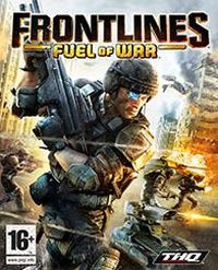 Okładka Frontlines: Fuel of War (PC)