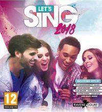 Okładka Let's Sing 2018 (PS4)