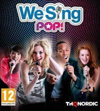 We Sing Pop! cover