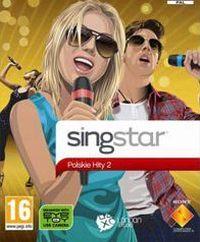 Okładka SingStar Polskie Hity 2 (PS2)