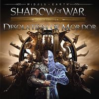 Game Box for Middle-earth: Shadow of War - Desolation of Mordor (PC)