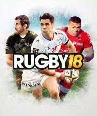 Game Box for Rugby 18 (PS4)