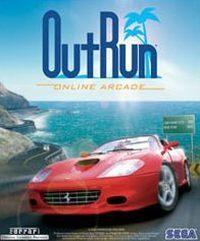 Okładka OutRun Online Arcade (PS3)