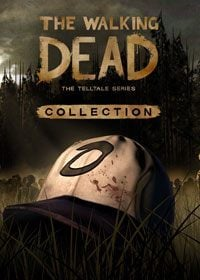 Game Box for The Walking Dead: The Telltale Series Collection (PS4)