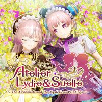 Okładka Atelier Lydie & Suelle: The Alchemists and the Mysterious Paintings (PSV)
