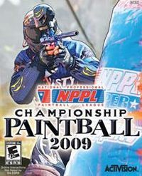 Okładka NPPL Championship Paintball 2009 (PS3)
