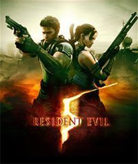 Game Box for Resident Evil 5 (PC)