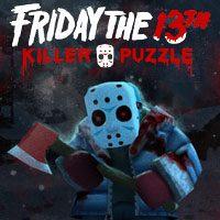 Okładka Friday the 13th: Killer Puzzle (PC)