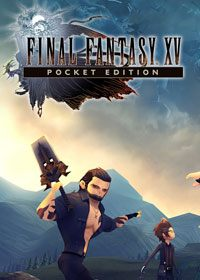 Okładka Final Fantasy XV: Pocket Edition (Switch)